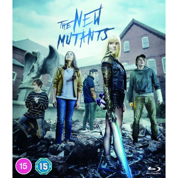 The New Mutants Blu-Ray