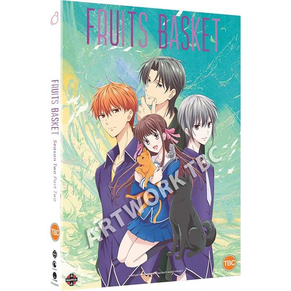Fruits Basket Season 2 Part 2 DVD