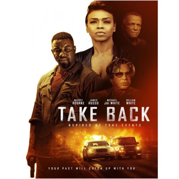 Take Back DVD