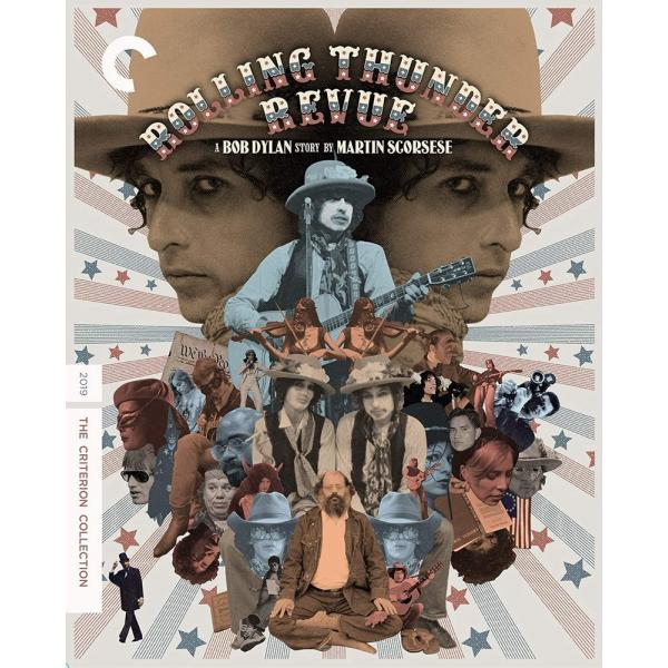 Rolling Thunder Revue - A Bob Dylan Story By Martin Scorsese - Criterion Collection Blu-Ray