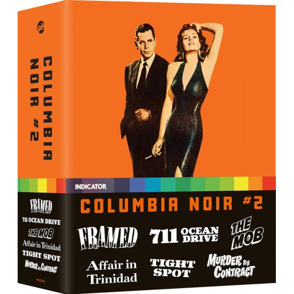 Columbia Noir Volume 2 Limited Edition Blu-Ray
