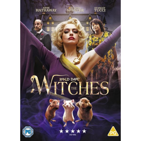 Roald Dahl's The Witches DVD