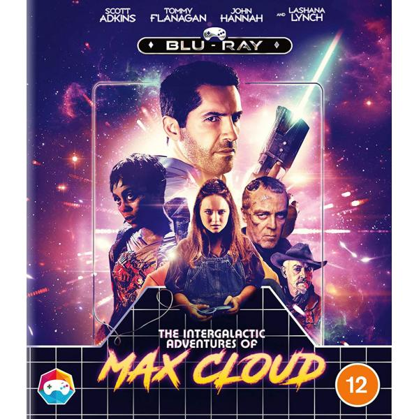 The Intergalactic Adventures of Max Cloud Blu-Ray