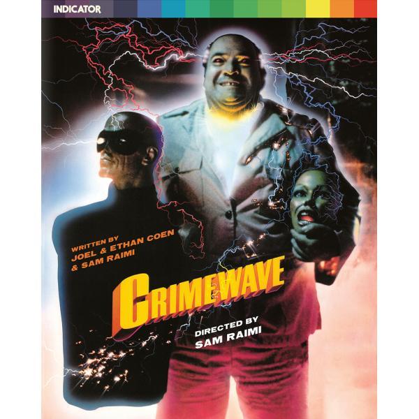 Crimewave Limited Edition Blu-Ray