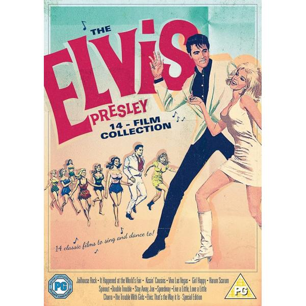 Elvis Presley Collection DVD