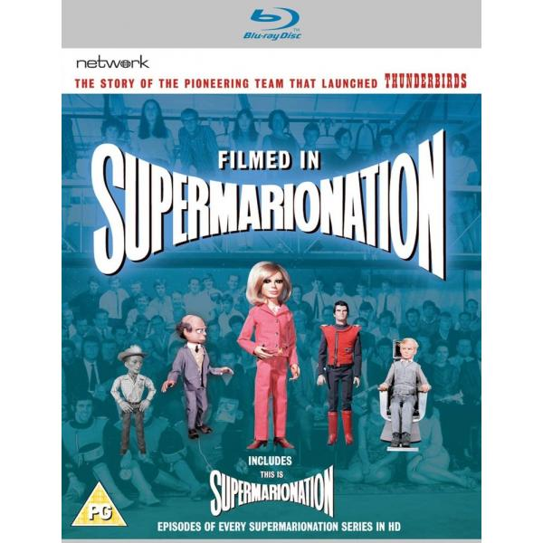 Filmed In Supermarionation / This Is Supermarionation Blu-Ray