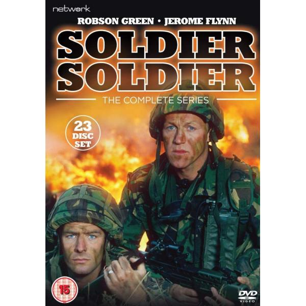 Soldier Soldier The Complete Series