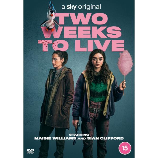 Two Weeks to Live Series 1 DVD