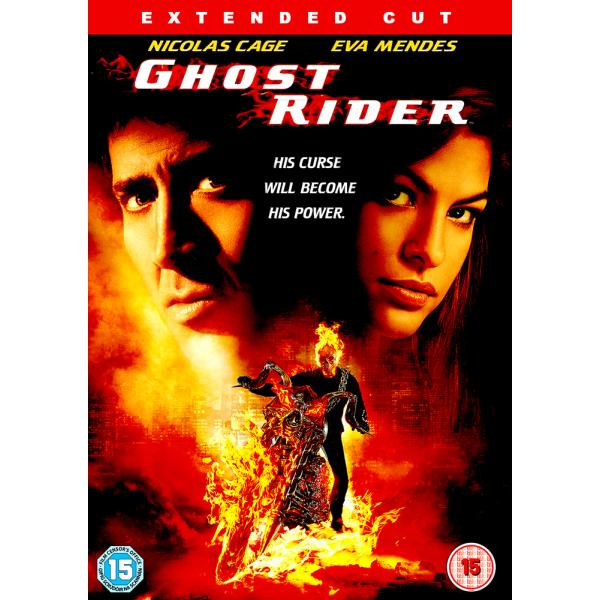 Ghost Rider - Extended Cut DVD
