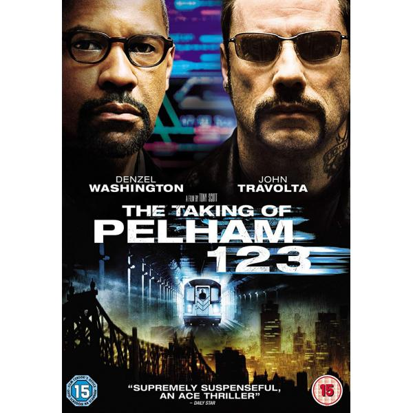 The Taking Of Pelham 123 DVD