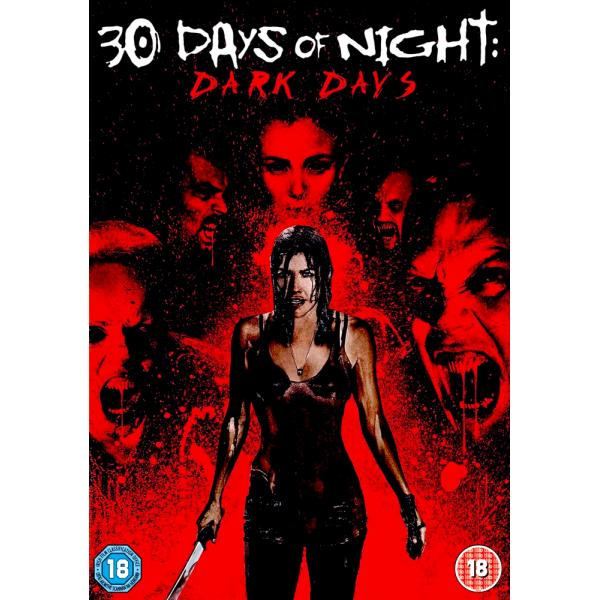 30 Days Of Night - Dark Days DVD