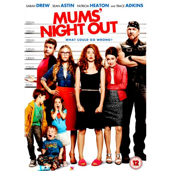 Mums Night Out DVD