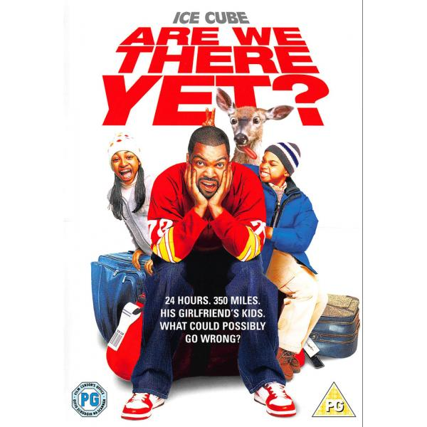 Are We There Yet? DVD