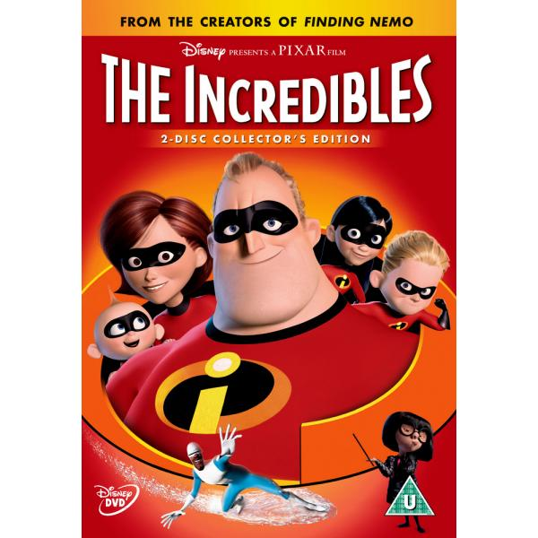 The Incredibles - Collectors Edition DVD