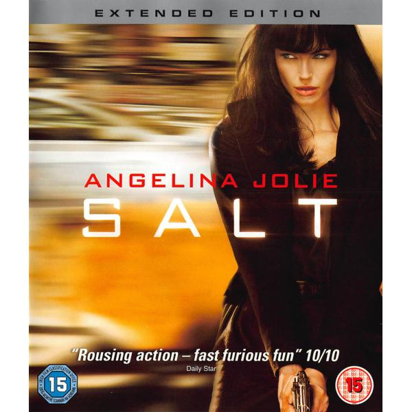 Salt - Extended Edition Blu-Ray