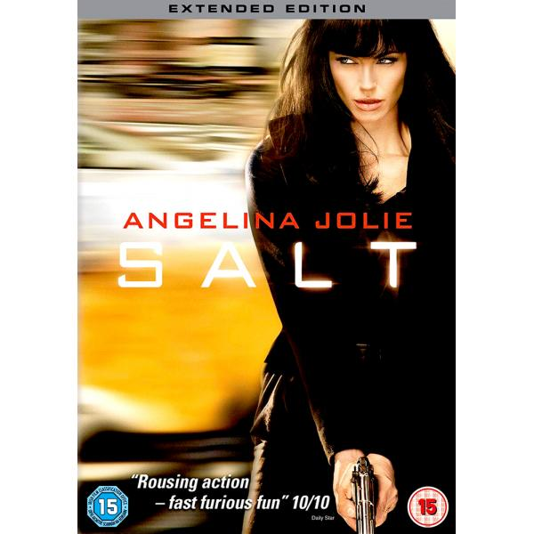 Salt - Extended Edition DVD
