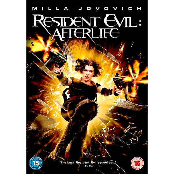 Resident Evil - Afterlife DVD