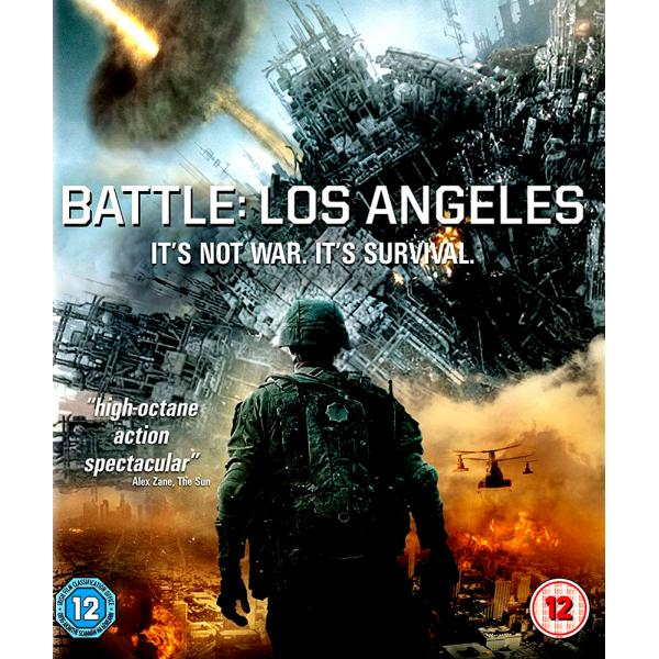 Battle - Los Angeles Blu-Ray