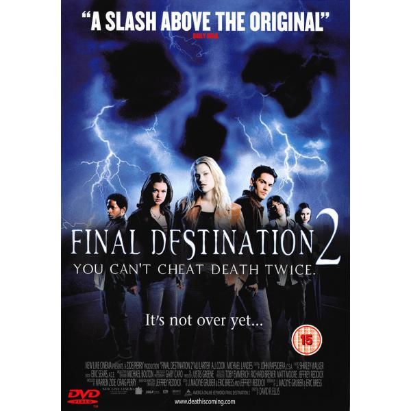 Final Destination 2 DVD