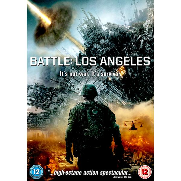 Battle - Los Angeles DVD