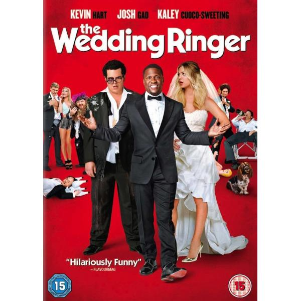 The Wedding Ringer DVD