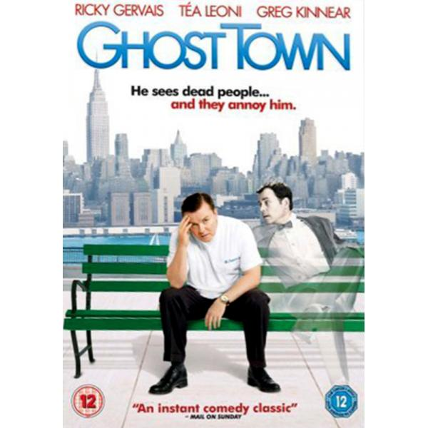 Ghost Town DVD