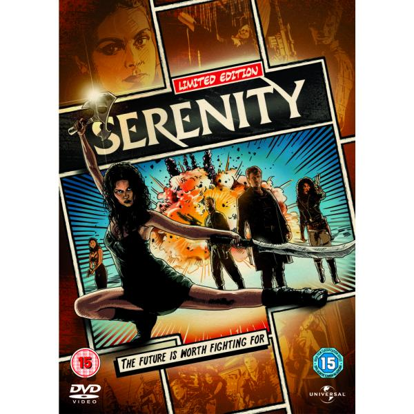 Serenity - Limited Edition DVD