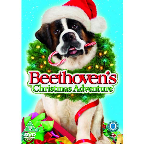 Beethovens Christmas Adventure DVD