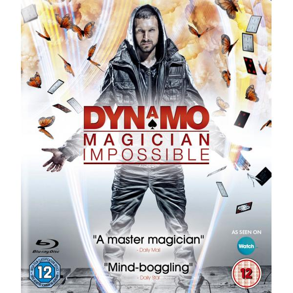 Dynamo - Magician Impossible Series 1 Blu-Ray