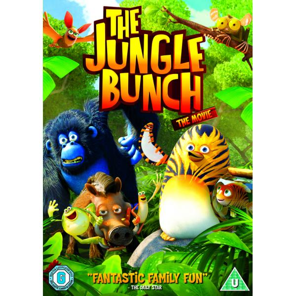 The Jungle Bunch - The Movie DVD