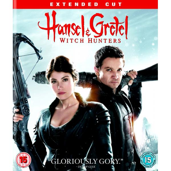 Hansel And Gretel - Witch Hunters - Extended Cut Blu-Ray