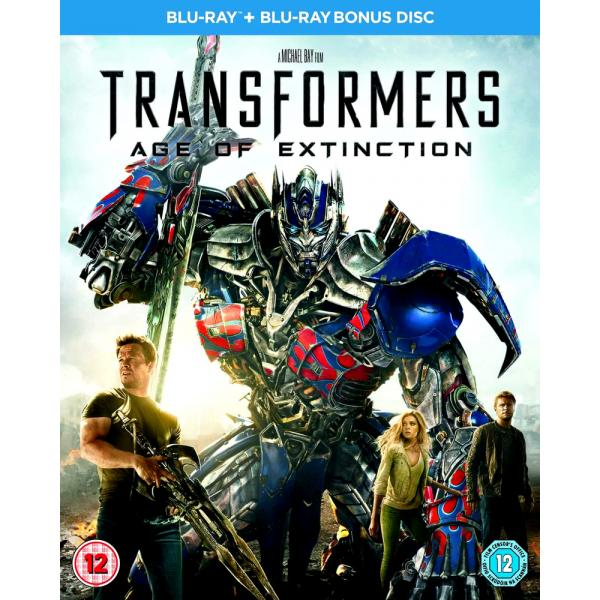 Transformers 4 - Age Of Extinction Blu-Ray