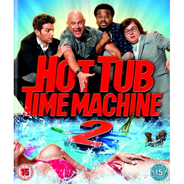 Hot Tub Time Machine 2 Blu-Ray