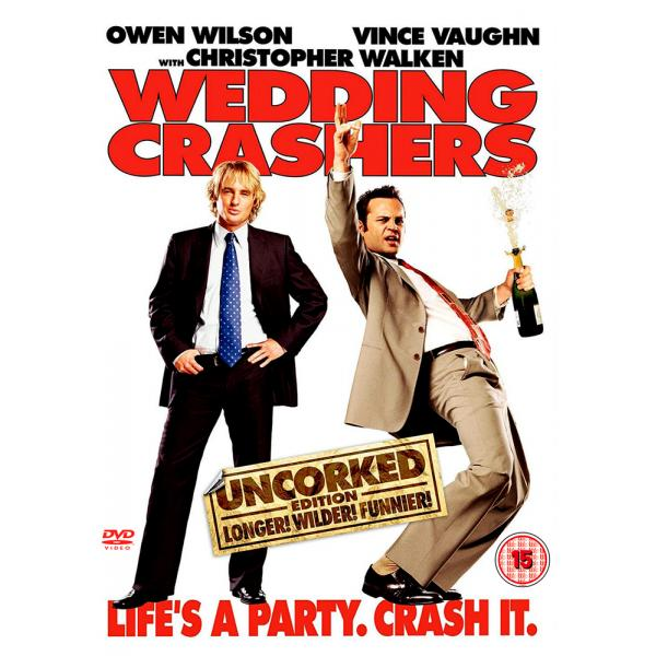 Wedding Crashers - Uncorked Edition DVD