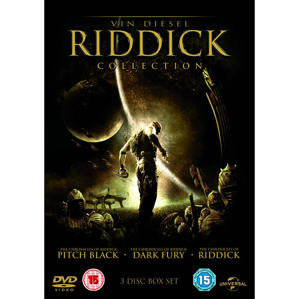 The Chronicles Of Riddick / Pitch Black / The Chronicles Of Riddick - Dark  Fury DVD