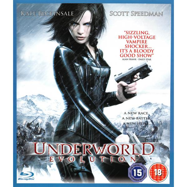 Underworld - Evolution DVD