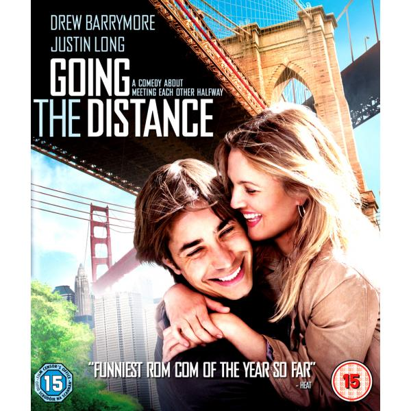 Going The Distance Blu-Ray
