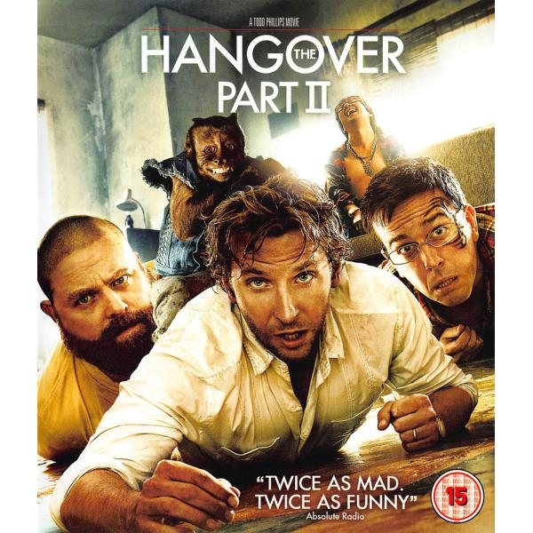The Hangover - Part II Blu-Ray