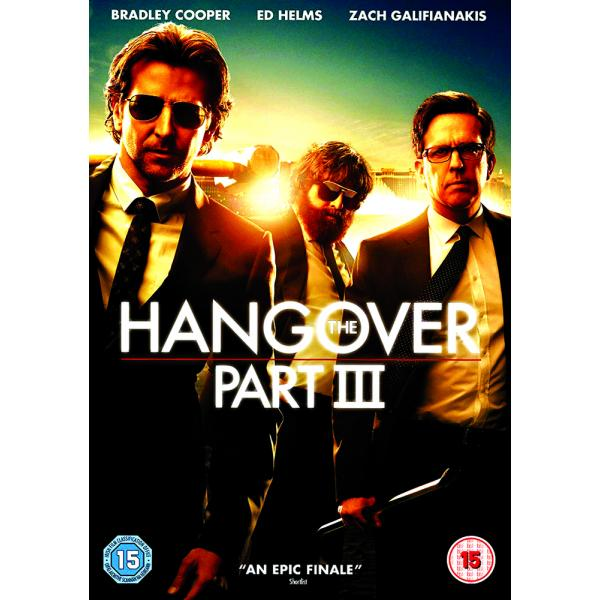 The Hangover - Part III DVD