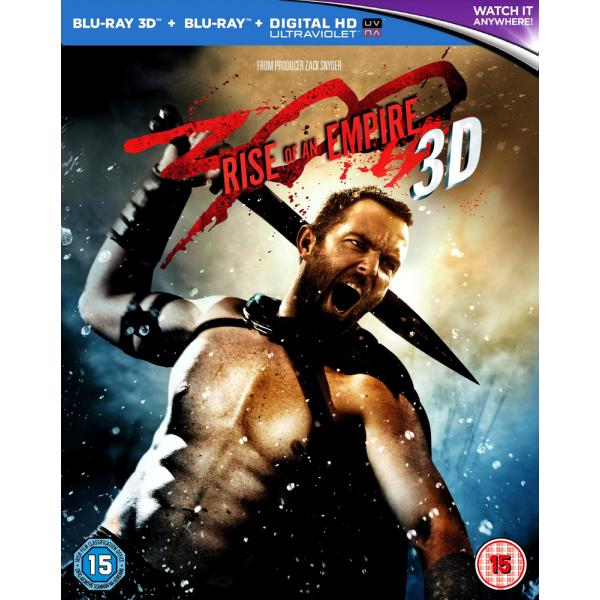 300 - Rise Of An Empire 3D+2D Blu-Ray