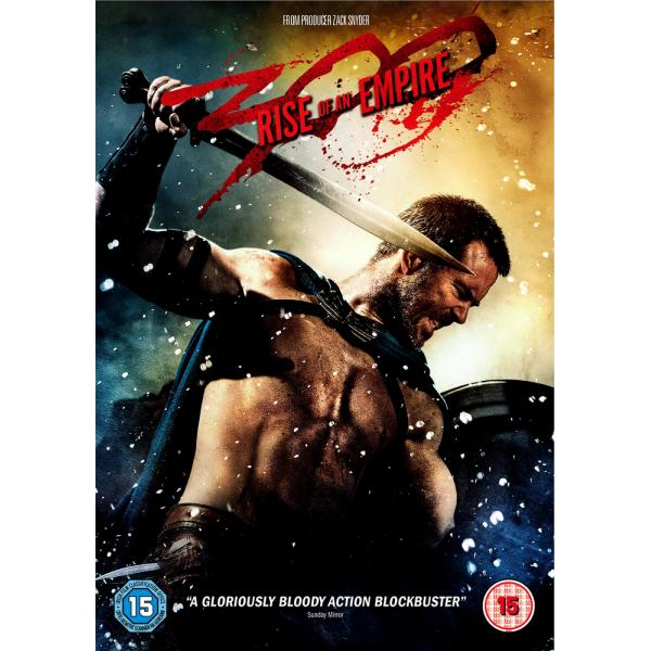 300 - Rise Of An Empire DVD