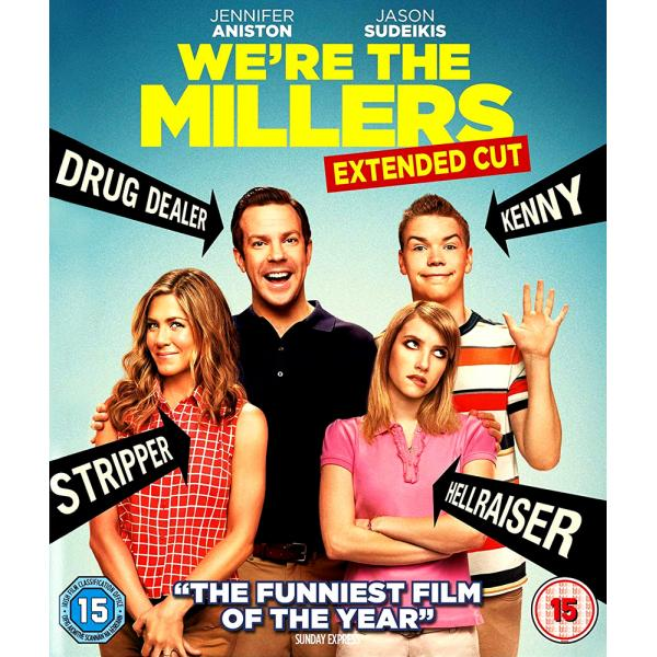 Were The Millers - Extended Cut Blu-Ray