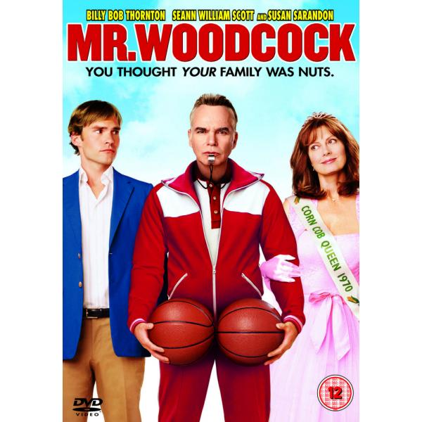 Mr Woodcock DVD