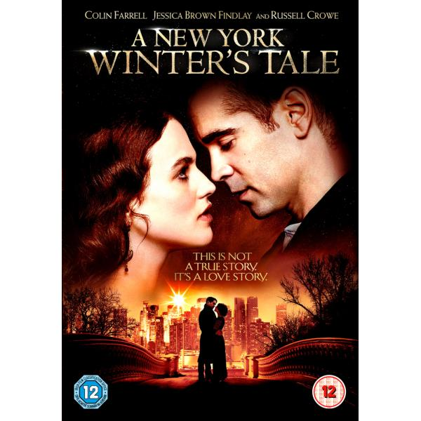 A New York Winters Tale DVD