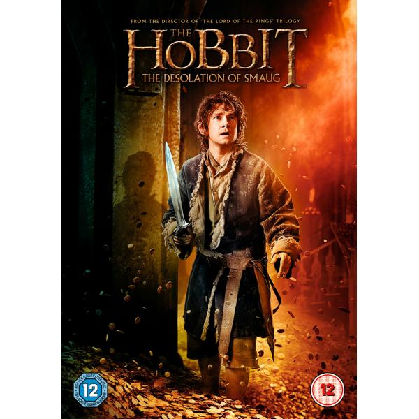 The Hobbit - The Desolation Of Smaug DVD