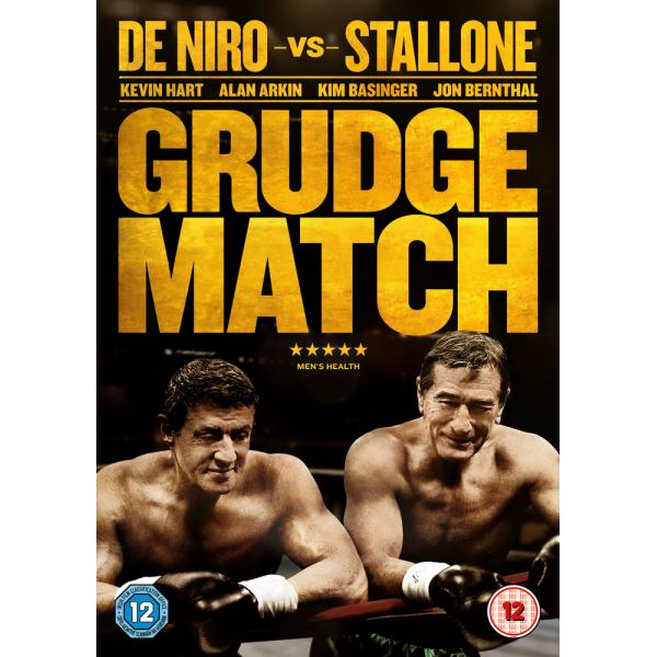 Grudge Match DVD